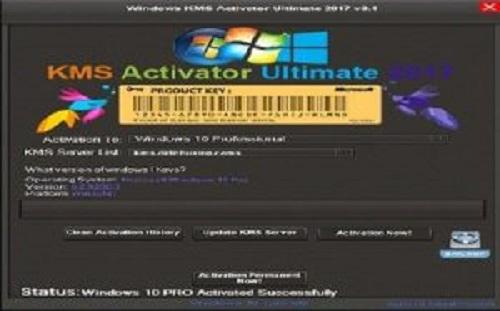 Windows KMS Activator Ultimate 2021 v5.1 Crack + For Windows