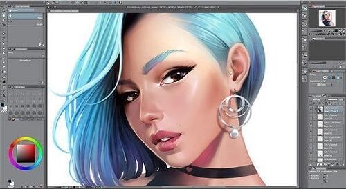 Clip Studio Paint EX 1.10.6 Crack + Serial Key Free Download 2021