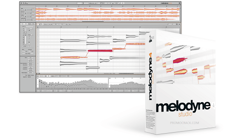 Melodyne 5 Crack 5.3 With Serial Number (2021) Free Download