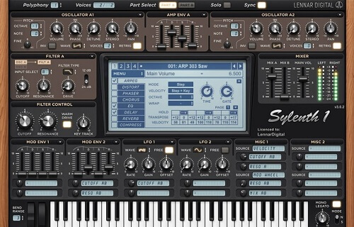 Sylenth1 Crack v3.071 Full Keygen With Key Download 2021