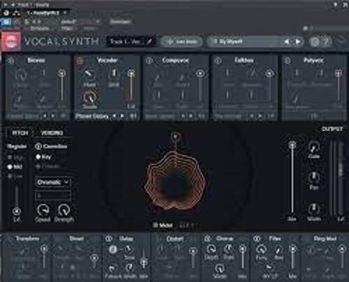 iZotope VocalSynth 2 v2.2.0 Win + Vst Crack Official - 2021