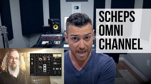 Scheps Omni Channel Crack + VST Mac & Win Free Download 2021
