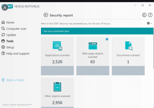 ESET NOD32 Antivirus 2021 Crack + License Key Download 2021