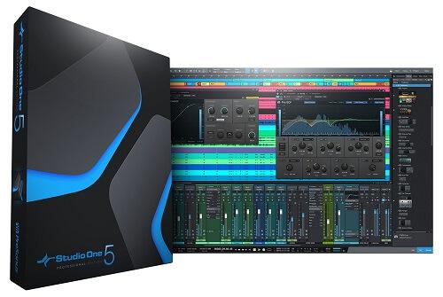 Studio One 5 Professional 5.2.0 Crack Full Version Download 2021