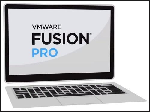 VMware Fusion Pro 12.1.2 Build 17964953 Crack + Serial Code {2021}