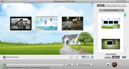Wondershare DVD Creator 6.6.0 Crack + Keygen Key Free Download