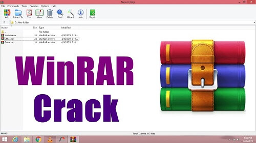 WinRAR Crack 6.01 Final + Keygen Free Download Full [Latest] 2021