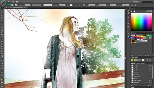 Adobe Illustrator CC V25.3.0.38 Crack + {Latest Version} Free Download
