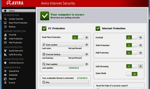 Avira Antivirus Pro 15.0.2104.2089 Crack + Keys [Latest 2021-May]