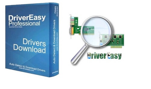 Driver Easy Professional 5.6.15.34863 Crack + License Key Download