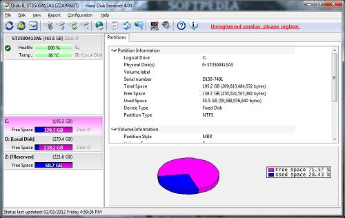 Hard Disk Sentinel Pro 5.70.4 Beta Crack + License Key Free Download