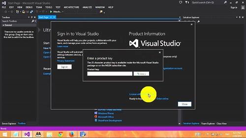 Visual Studio 16.10.0 Crack + License Key Free Download 2021