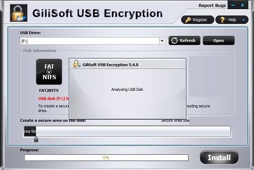 GiliSoft USB Lock 10.1.0 Crack + Keygen Free Download 2021