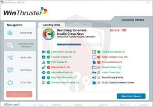 WinThruster 1.80 Crack With Serial Key Free Download 2021
