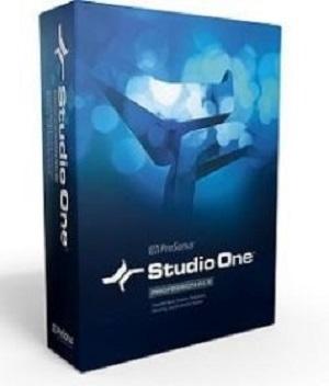 PreSonus Studio One Pro 5.0.2 Crack