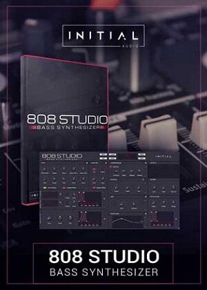 Initial Audio 808 Studio Crack