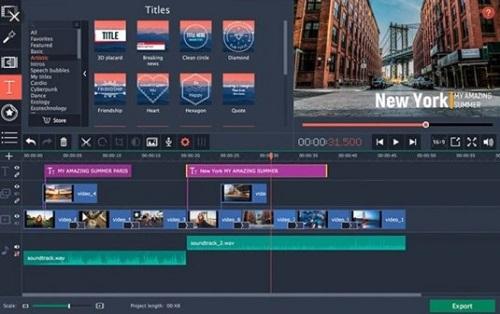 Movavi Video Editor 21.2.1 Crack + Activation Key Free Download 2021