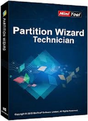 MiniTool Partition Wizard Technician Crack