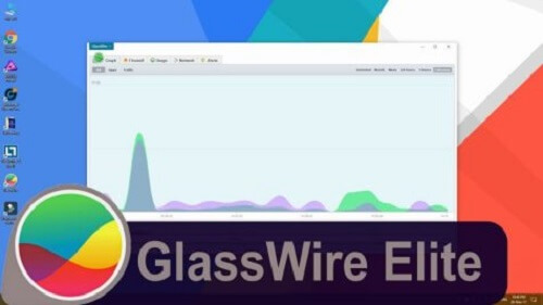 GlassWire 2.3.321 Crack + Full Free Download Latest 2021