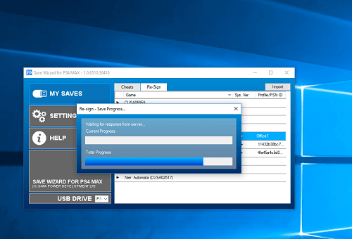 PS4 Save Wizard 2021 Crack With Activation Key Full Free Download